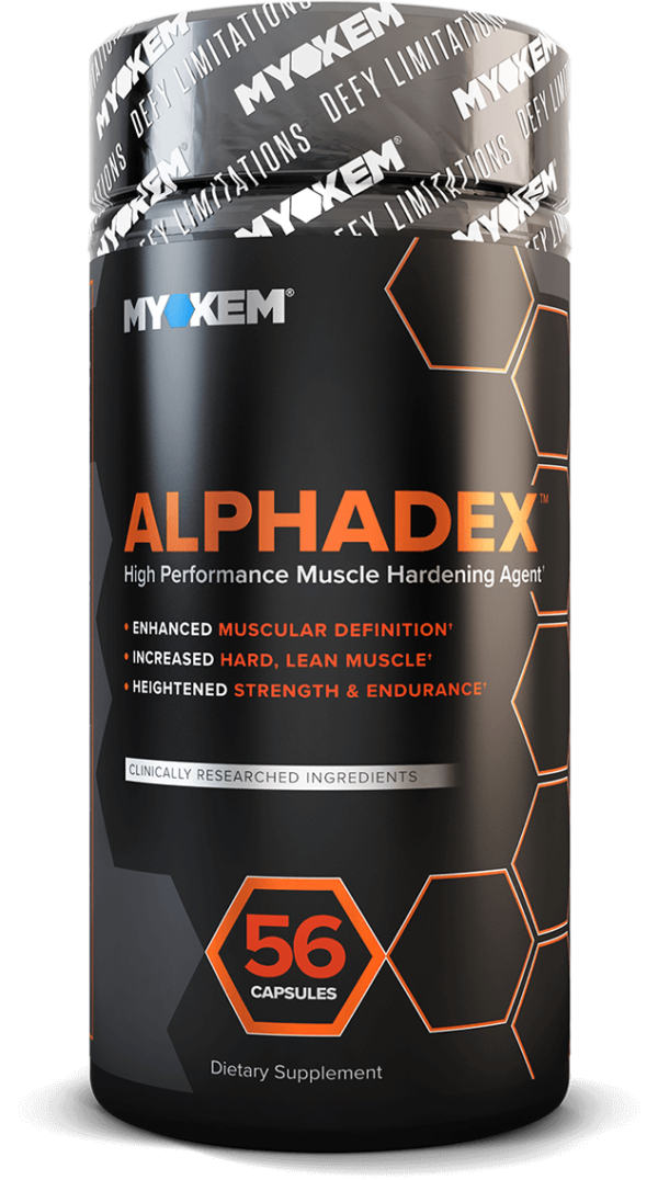 Alphadex High Performance Muscle Hardening Agent