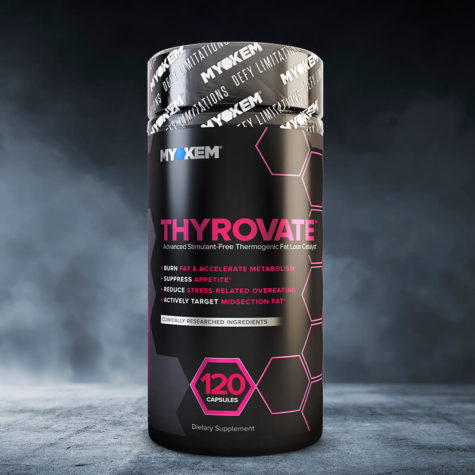 Thyrovate Stim-Free Fat Burner