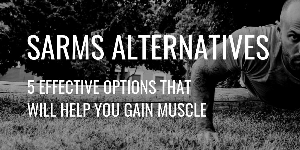 Effective Alternatives To SARMs Header