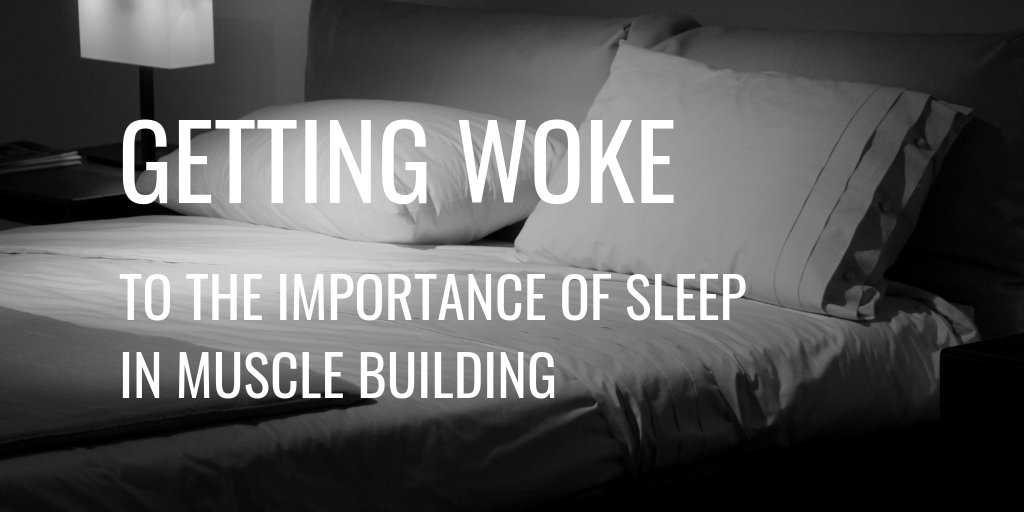Importance of Sleep in Muscle Building Header